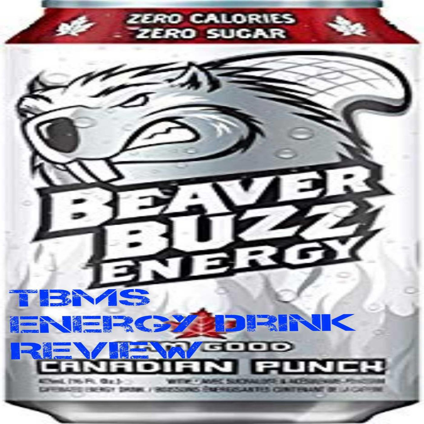 TBMS- Energy Drink Review